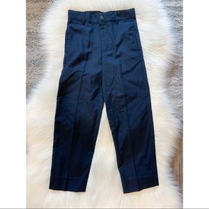 🐘5/$25 Boys Navy Blue Dress Pants Size 7